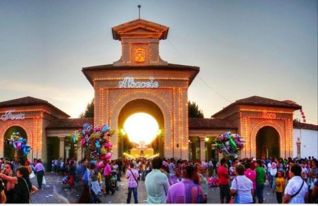 IMG_20200520_133645 Recinto Ferial de Albacete, símbolo de la Feria.